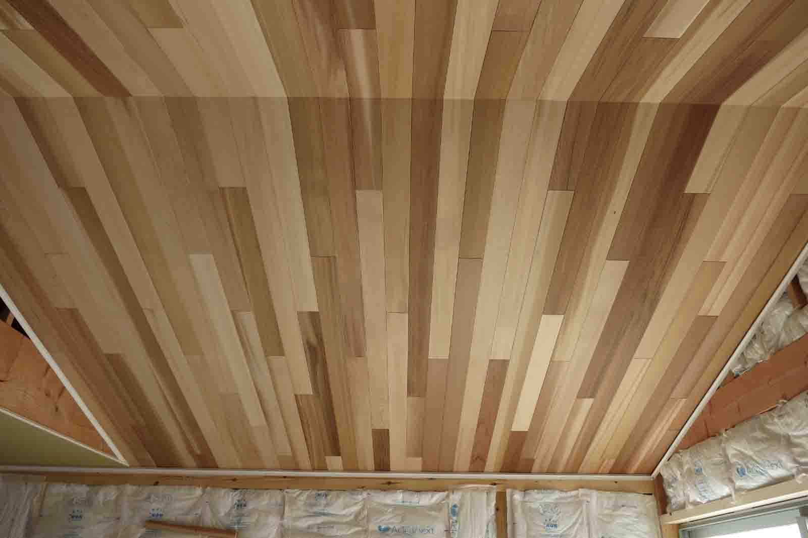 淡路島の家Ⅴ 天井