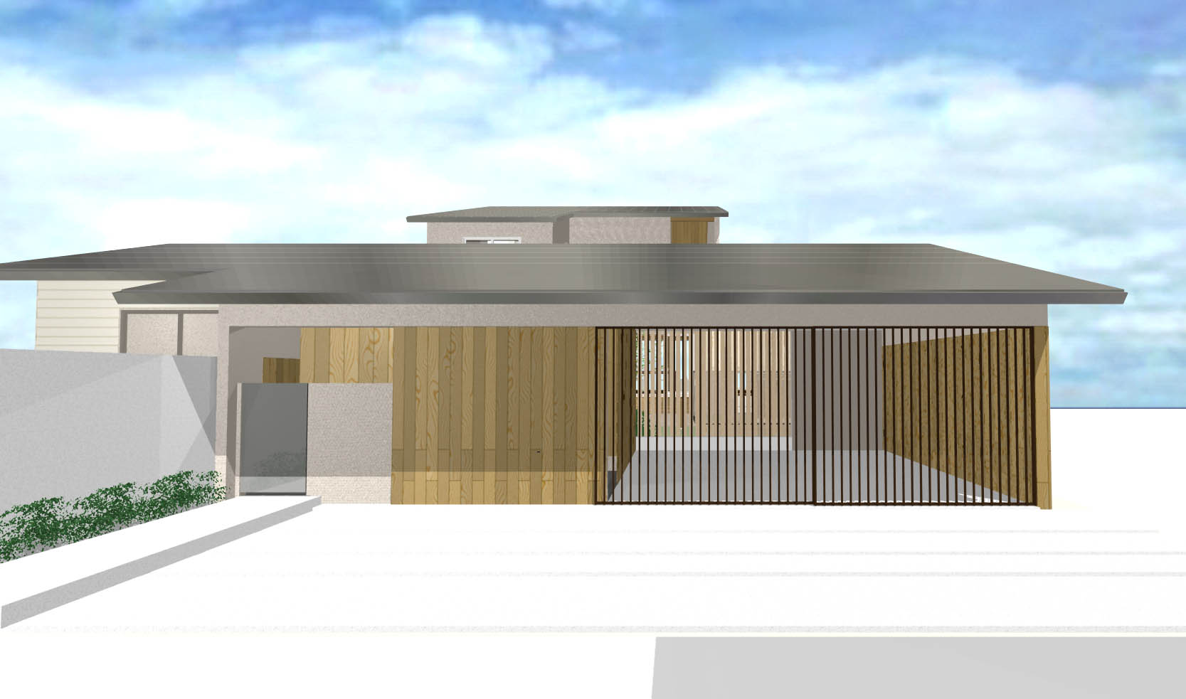 淡路島の家Ⅴ 基本設計完了